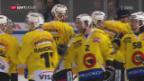 Video «Bern baut Siegeserie in Lausanne aus» abspielen