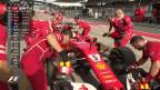 Video «Debakel für Vettel im Qualifying von Malaysia» abspielen