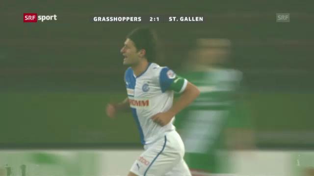 SL: Grasshoppers - St. Gallen