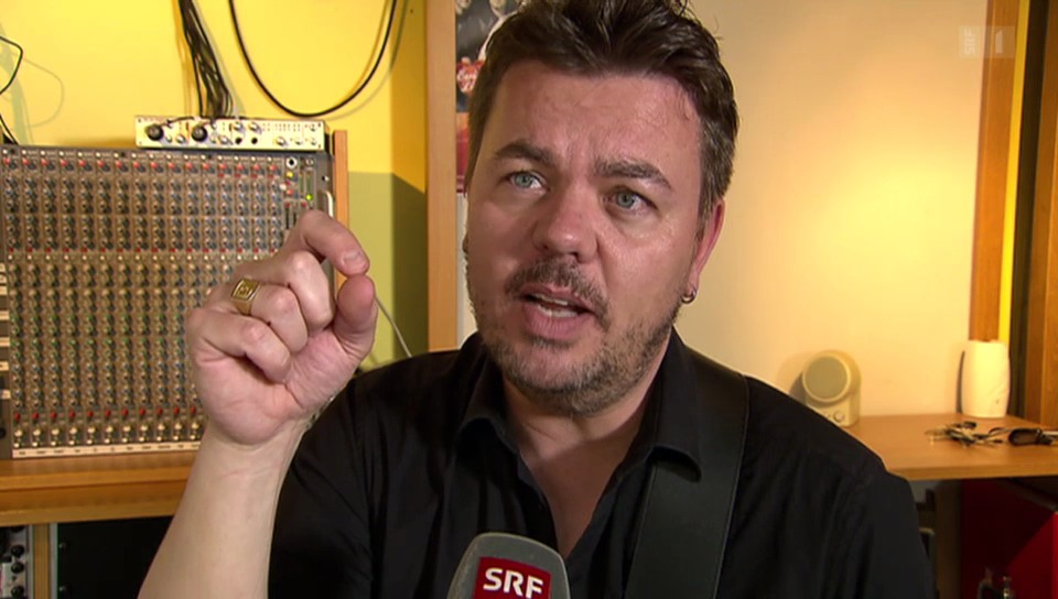 Padi Bernhard: Comeback mit «Mash»