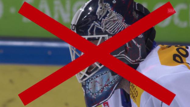 Video «Eishockey: Nur noch ein Wechsel innerhalb der Liga erlaubt» abspielen