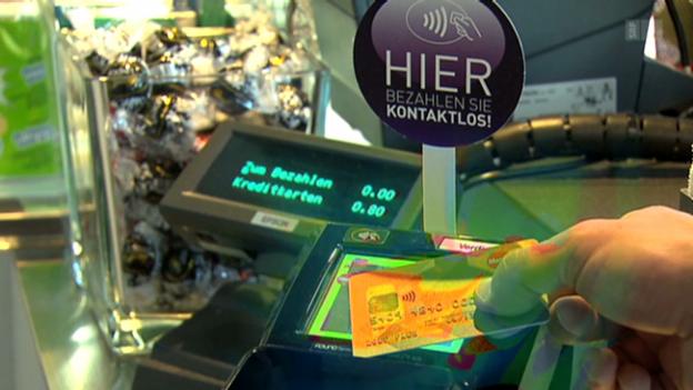 Video «Bezahlen mit Smartphone: Risiken und Chancen» abspielen