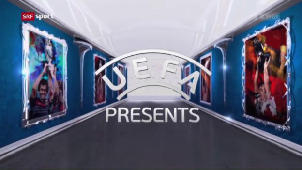 Video «UEFA EURO 2016 vom 01.05.2016» abspielen