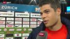 Video «Fussball: Stimmen zu FCZ-FCB» abspielen