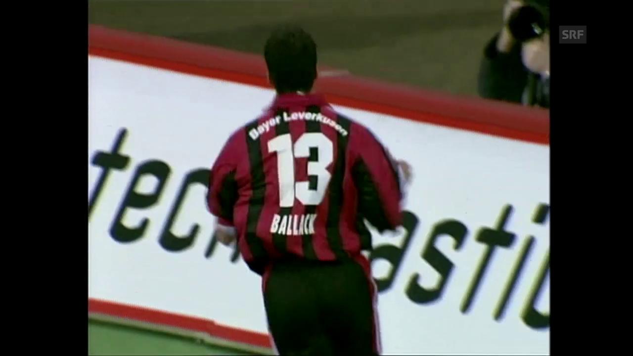 Michael Ballack - vom Schicksal gebeutelt