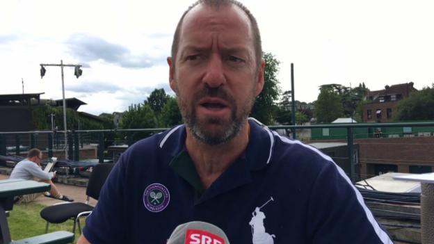 Video «O'Shannessy: «Roger lässt seinen Gegnern keine Zeit»» abspielen