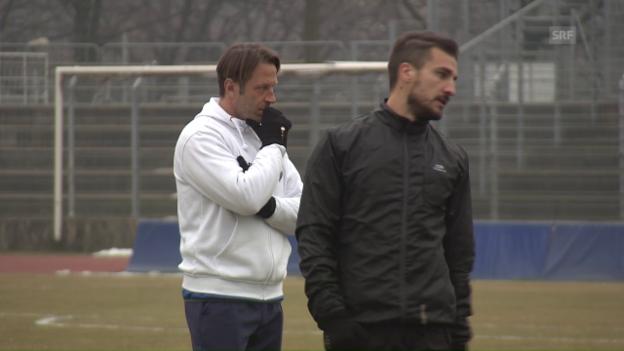 Video «Mit neuem Coach: Lugano hat auf Disziplinlosigkeiten reagiert» abspielen