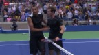 Video «Tennis: US Open, Murray - Kyrgios» abspielen