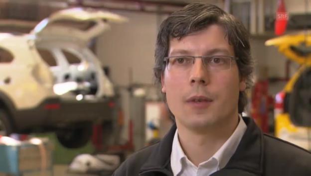 Video «Tipps: Worauf achten beim Neuwagenkauf (Wagenheber)» abspielen