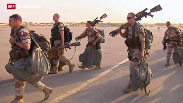 Video «Steigende Rüstungsausgaben» abspielen