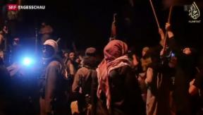 Video «Bislang 55 Schweizer Dschihadisten ausgereist» abspielen