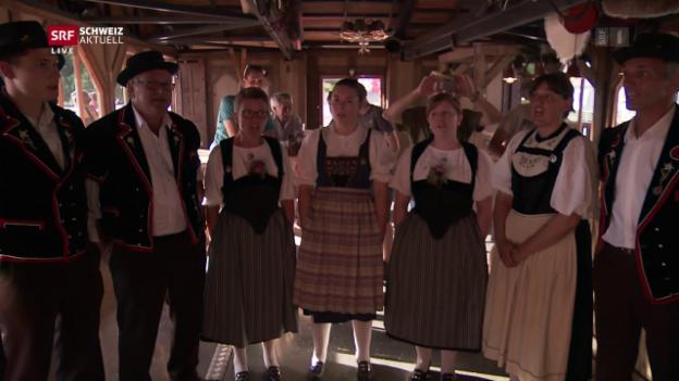 Video «Schweiz aktuell vom 23.06.2017» abspielen