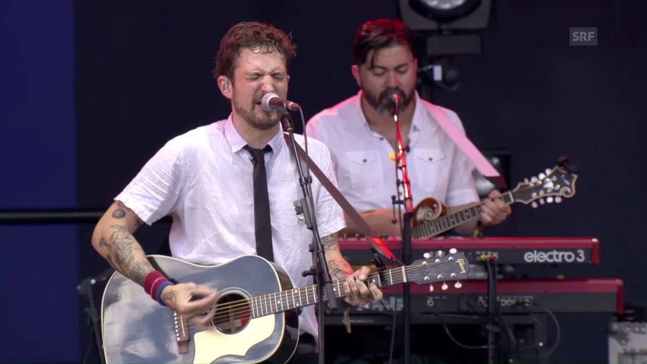 Frank Turner & The Sleeping Souls - «St. Christopher Is Coming Home»