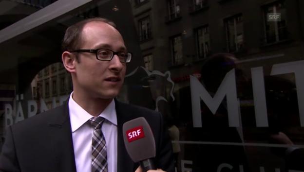 Video «Martin Candinas (CVP) zu den Gründen für das Nein» abspielen