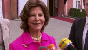 Video «Auf der Blumeninsel mit Königin Silvia von Schweden» abspielen