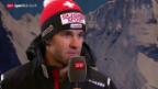 Video «Ski alpin: Défago im Gespräch - Teil 2» abspielen
