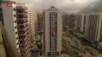 Video «Olympisches Dorf unter Beobachtung» abspielen