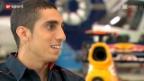 Video «Sébastien Buemi, einziger Schweizer Formel-1-Fahrer» abspielen