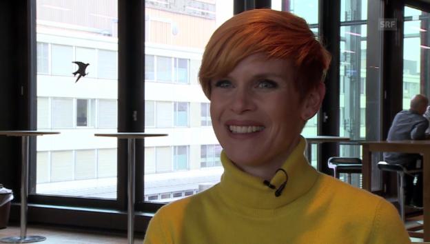 Video «Sandra Boner: «Ich bin beinahe wunschlos glücklich.»» abspielen