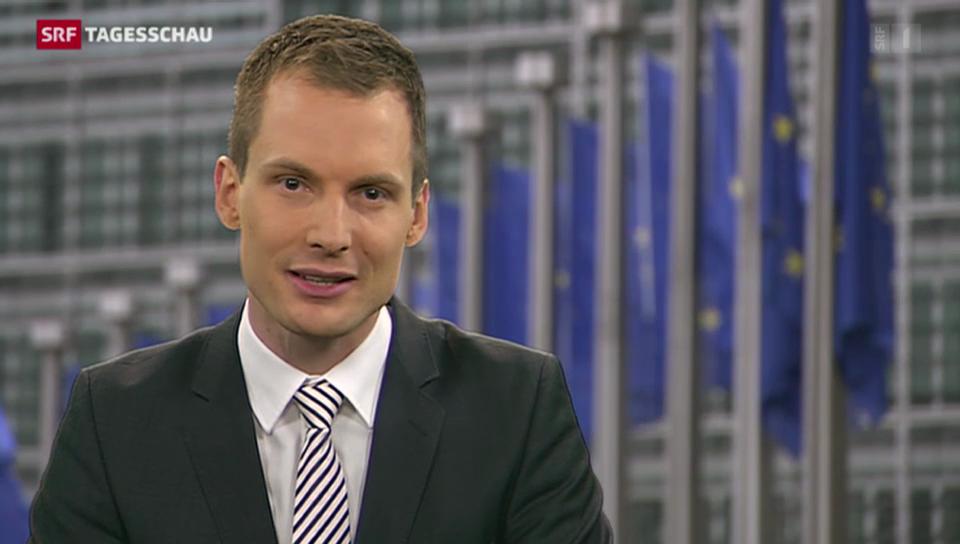 Einschätzungen von SRF-Korrespondent Jonas Projer