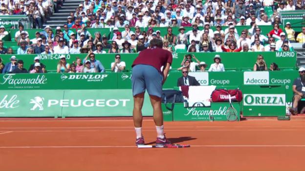 Video «Federer und Wawrinka hoffen auf Besserung» abspielen