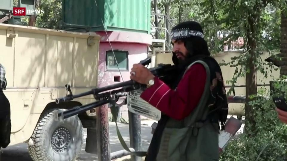 Siegeszug der Taliban in Afghanistan