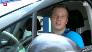 Video «Berufsbild: Automobilmechatroniker EFZ» abspielen