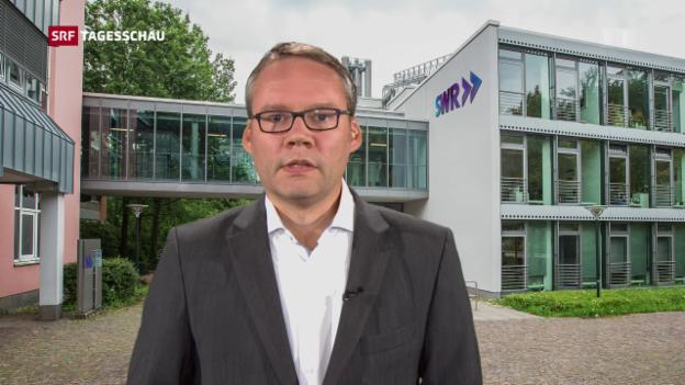 Video «Einschätzungen von Holger Schmidt, Terrorismus-Experte der ARD» abspielen