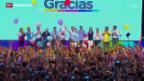 Video «Regierungswechsel in Argentinien» abspielen
