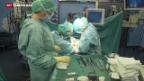 Video «Bundesmillionen für Mediziner-Ausbildung» abspielen