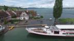 Video «Hochwasser am Bodensee (unkommentiert)» abspielen
