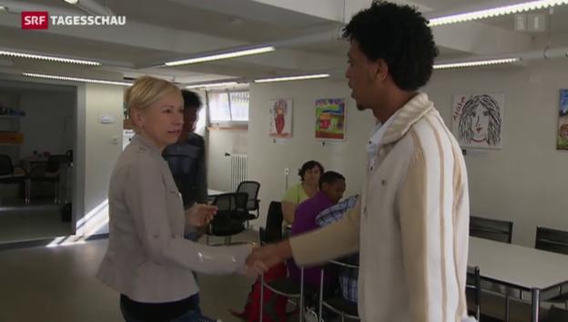 Video «Zuwanderer gut in den Arbeitsmarkt integriert» abspielen
