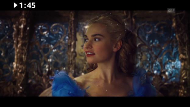 Video «Keine 3 Minuten: «Cinderella»» abspielen