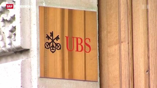 Video «Ermittlungsverfahren gegen UBS in Frankreich» abspielen