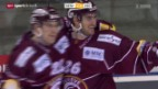 Video «Eishockey: NLA, Servette - ZSC Lions» abspielen