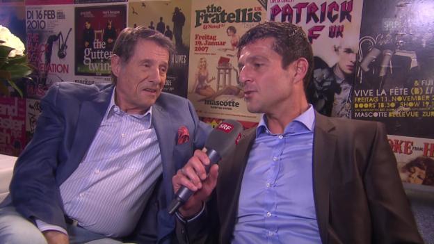 Video ««Hello Again»: Udo Jürgens zu Gast bei Roman Kilchsperger» abspielen