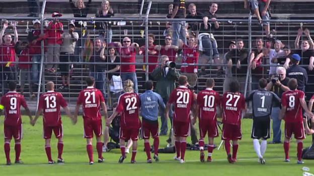Video «Fussball: Super League, Aufsteiger Vaduz» abspielen