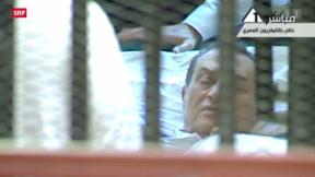 Video «Mubarak bald frei?» abspielen
