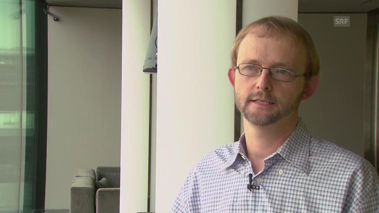 Bienenforscher Boris Baer zur Syngenta-Studie