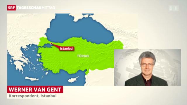 «Es herrscht die Ruhe vor dem Sturm», sagt Korrespondent Werner van Gent