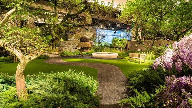 Philosophieren über Gartenkultur mit Enzo Enea