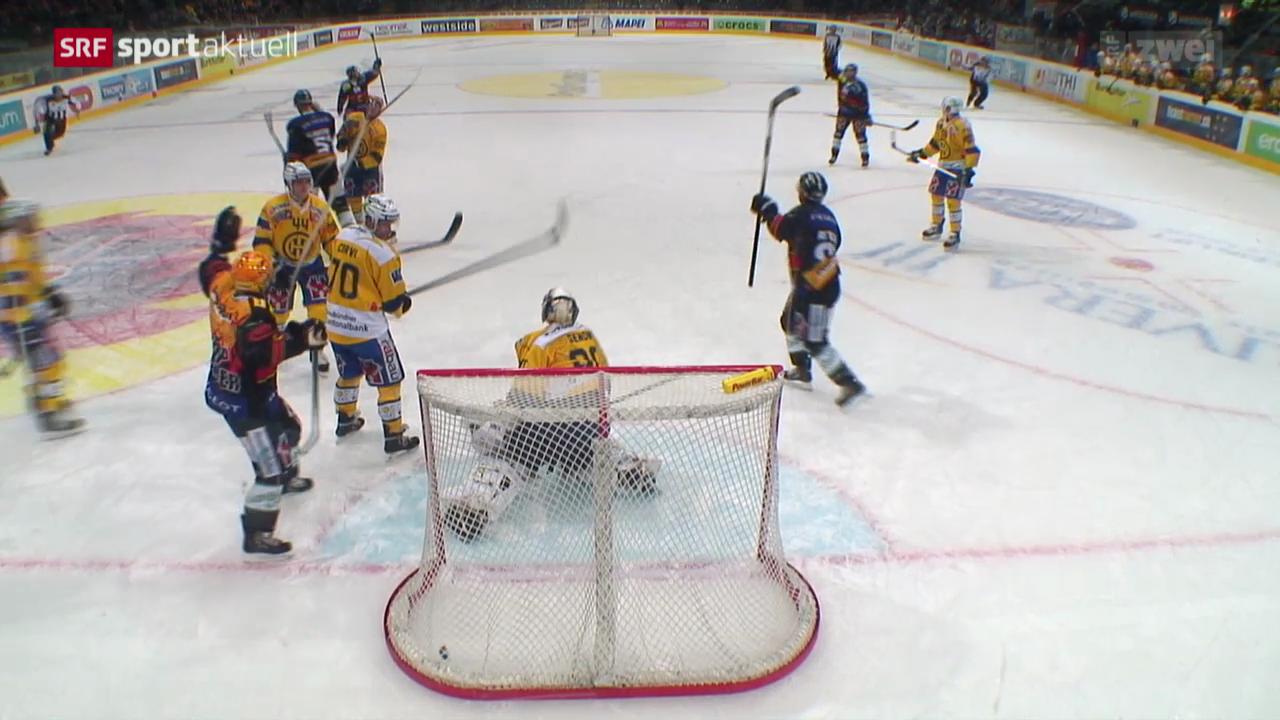 Eishockey: NLA, Bern - Davos
