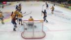 Video «Eishockey: NLA, Bern - Davos» abspielen