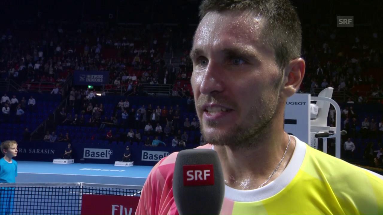 Zverev: «Wollte es anders machen als gegen Djokovic»