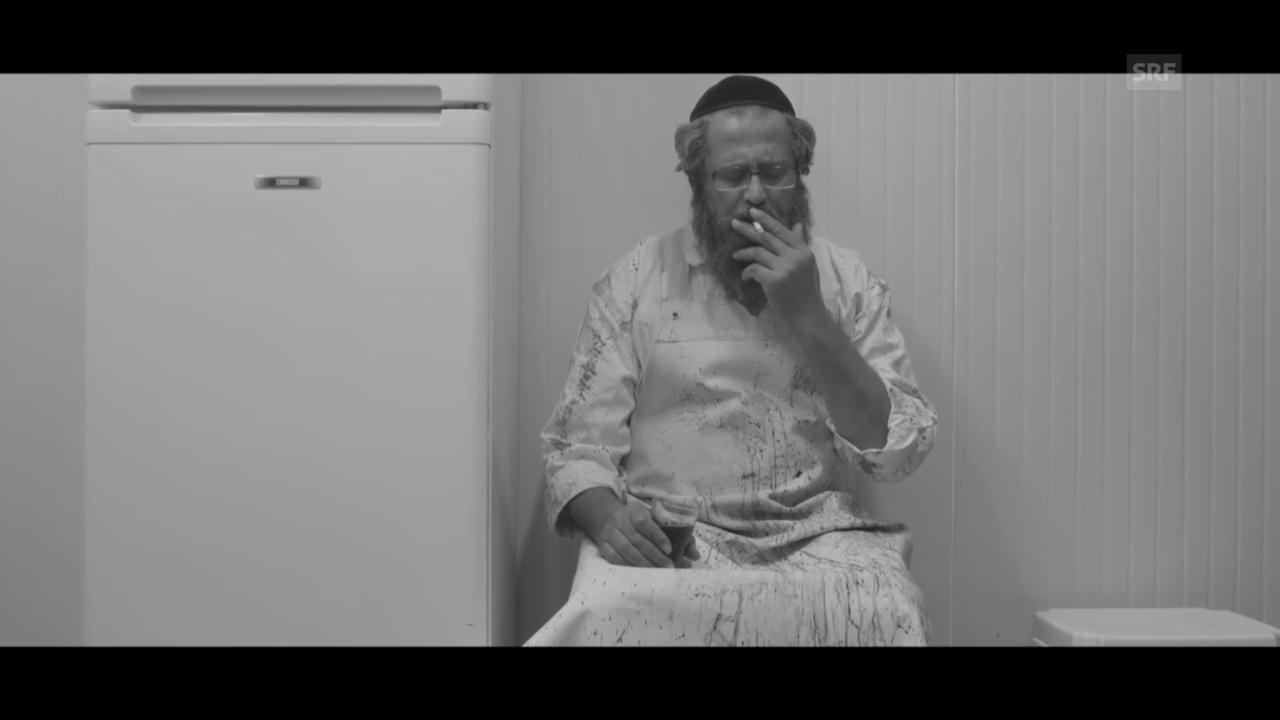 Trailer zu «Tikkun»