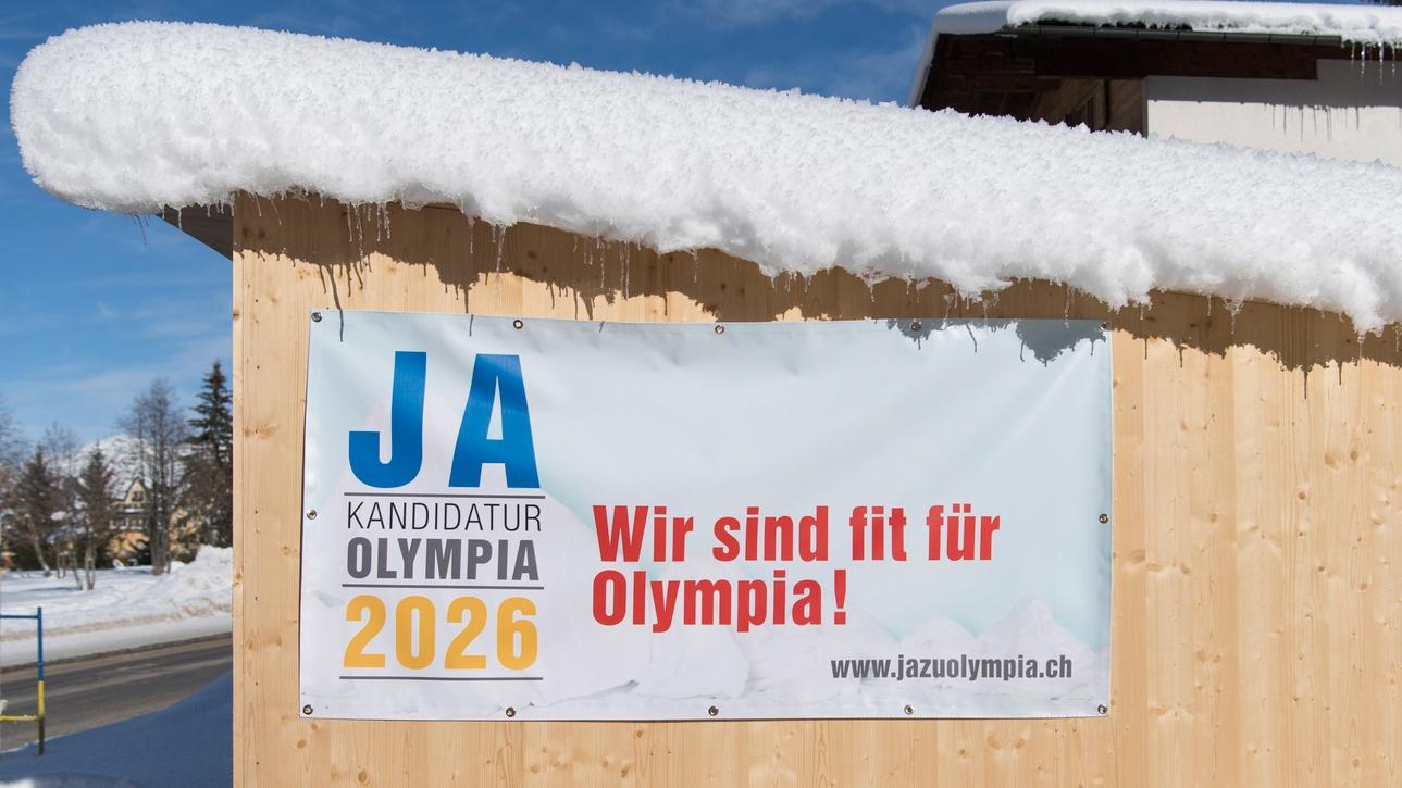Wenn das geheime Olympia-Konzept plötzlich öffentlich ist.