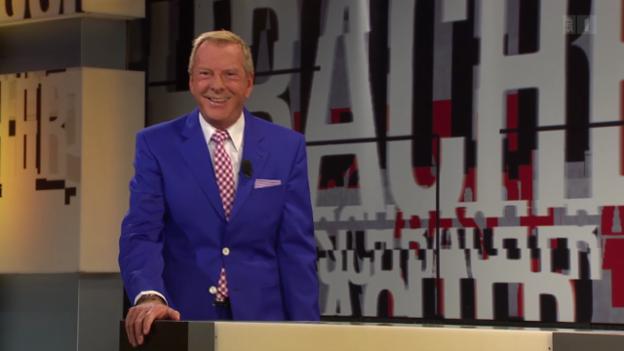 Video «Aeschbacher vom 27.03.2014 - Heiter, weiter» abspielen