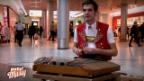 Video «Sennsationell: Im Glatt-Zentrum in Wallisellen» abspielen