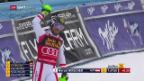 Video «Hirscher reicht Rang 4 zur Kugel» abspielen