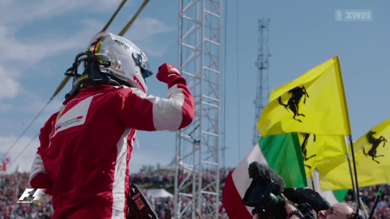 Formel 1: GP von Ungarn
